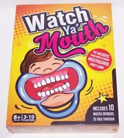 NEW IN BOX/SEALED WATCH YA MOUTH GAME