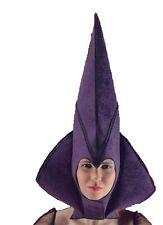 Chapeau de Sorcière en tissu violet 62 cm [5782] halloween deguisement costume