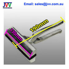 Screen Printing stretch clamp tool - mesh stretching on screen frame