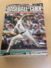 1981 The Sporting News Official Baseball Media Guide Steve Carlton Phillies