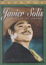 DVD - El Senor De Las Sombras NEW Javier Solis FAST SHIPPING !