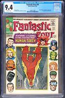 Fantastic Four #54 CGC 9.4 Marvel 1966