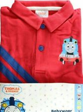 Thomas the tank engine and friends Red baby playsuit 3-6 months NEW