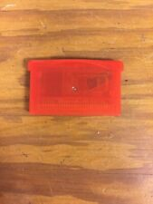 Gameboy Advance Authentic Pokemon Fire Red NO LABEL Tested