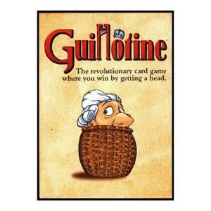 Guillotine Card Game - Get A Head by Wizard of Coast