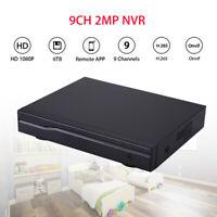 9CH HD 1080P NVR Recorder Netzwerk Video Outdoor-Überwachungskamera IP P2P CCTV