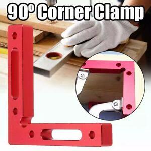 90 Degree Corner Clamp Ruler Right Angle Welding Precisions Right-angle L Square