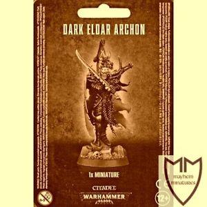 Archon - Dark Eldar, Drukhari, Warhammer 40K Games Workshop.