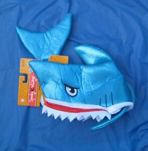 """Spooky Village Dog Pet Shark Costume New With Tags Dog Size Med - 13"""""""