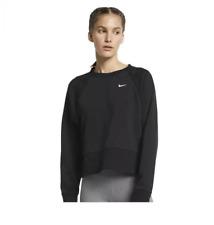 Womens Nike Women's Dri-FIT Long Sleeve Workout Top - Black - XS UK 4-6 BNWT