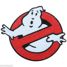 Ghostbuster venkman halloween embroidered sew on patch