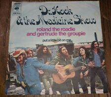 "DR.HOOK /THE MEDICINE SHOW 45 rpm 1973 YUGOSLAVIA ""ROLAND THE ROADIE"" PIC SLEEVE"