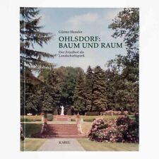OHLSDORF BAUM UND RAUM. Der Friedhof als Landschaftspark. Henzler, Günter