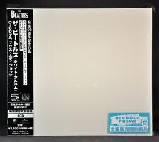 The BEATLES White Album Deluxe Edition JAPAN SHM-CD x3