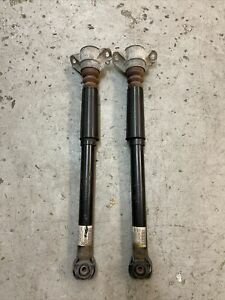 2012 Audi A4 B8 A5 Rear Back shock absorbers dampers Pair 8T0513035M