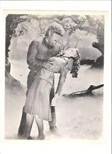 """vintage Lon Chaney, Jr. """"Wolfman"""" publicity photo  8 1/2 x 11"""