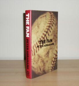 Peter Abrahams - The Fan - 1st/1st (1995 Warner Books First Edition DJ)