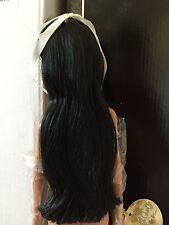 Tonner Evangeline Ghastly ~ Picturesque Angelique Basic ~ WIG ONLY - long black