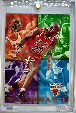 1995 Michael Jordan STADIUM CLUB MEMBERS ONLY 50 #20, SP MJ Insert