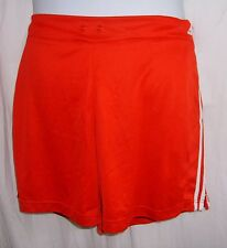 Adidas Size 2XL Red w/White Athletic Shorts