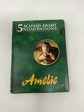 Amelie (2-Dvd Set, 2001) Special Edition ~ French with Yellow English Subtitles