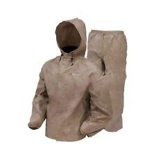 Frogg Toggs Women s Ultra Lite Suit Khaki 5f13337234d1