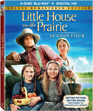 Little House On The Prairie Season 4 Collection - 5 (2015, REGION A Blu-ray New)