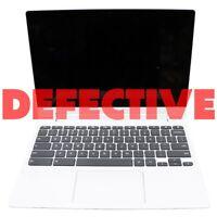 DEFECTIVE Lenovo 2-in-1 11.6in Chromebook - MT8173c / 4GB RAM/32GB eMMC - White