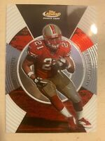 2005 Topps Finest Frank Gore Rookie Card! #121! RB! 49ers!