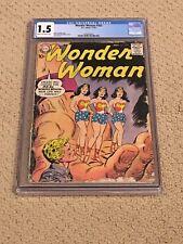 Wonder Woman 102 CGC 1.5 (Classic Cover- Wonder Woman Hot 1950s Look!!)