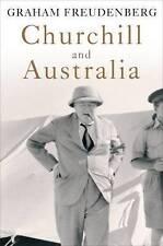 Churchill and Australia by Graham Freudenberg (Hardback, 2008)