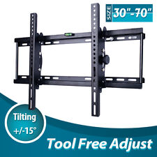 "Universal Tilt TV Wall Mount Bracket SONY SAMSUNG LG Panasonic 32""-70""LED LCD 3D"