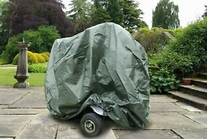 Mobility Scooter Cover Water Resistant Large Heavy Duty Rain Green 147x71x140 cm
