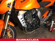 Crash Bungs  Kawasaki Z1000 2003-2006 Barracuda Inc ORANGE Inserts
