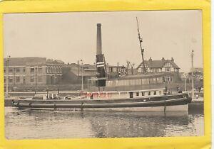 DANIEL ADAMSON 1903 Manchester Ship ex Ralph Brocklebank old photo   -Photograph
