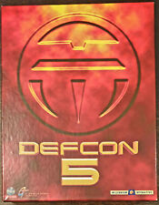 DEFCON 5 - PC Spiel - Vintage Computer Game - Big Box - Weltraum Action - GT -