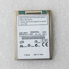 "NEW 1.8"" 80GB DISQUE DUR ZIF CE PATA MK8025GAL for macbook air Rev A1237 1.6Ghz"