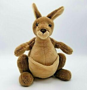 """Kangaroo JIRRA Stuffed Animal 10"""", GUND BRAND # 031074"""