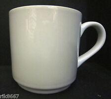 virtually a Pint Pot Or Mug White Stoneware