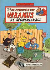 URBANUS 21 - DE SPONSKESRACE (1989)