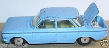OLD CORGI TOYS MADE IN GREAT BRITAIN CHEVROLET CORVAIR REF 229 1961 1/43 BLUE