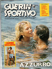 GUERIN SPORTIVO=N.30 1982=PINK FLOYD=TUTTOCOPPE