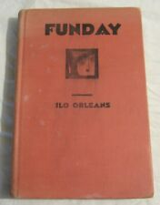 ILO ORLEANS - FUNDAY - Illustrated Poetry Journal or Calendar for Children, 1930