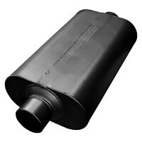 "26.5/"" Body X 33/"" Overall Length Jones Exhaust Muffler Fits 3.5/"" Id"