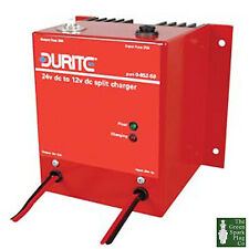 Durite - Electronic Split Charger 12 volt to 24 volt 10 amp Bx 1 - 0-852-51