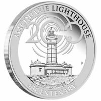 2018 Macquarie Lighthouse Bicentenary 1oz Silver Proof Coin