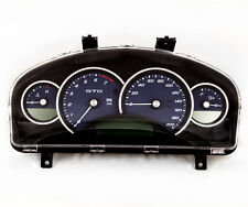 04-06 Pontiac GTO Holden Commodore 200mph Instrument Gauge Cluster Bermuda Blue