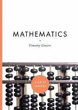 Mathematics (A Brief Insight)-ExLibrary