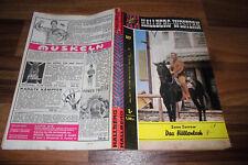 HALLBERG WESTERN # 517 -- HÖLLENLOCH // mit LEX BARKER-OLD SHATTERHAND-Titelbild
