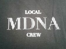 Madonna MDNA World Tour 2012 Local Crew Truck Loader Shirt XL